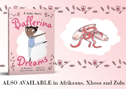 A young reader edition of hope in a ballet shoe available in english a young reader edition of hope in a ballet shoe available in english isizulu isixhosa and afrikaans more about the book m4hsunfo