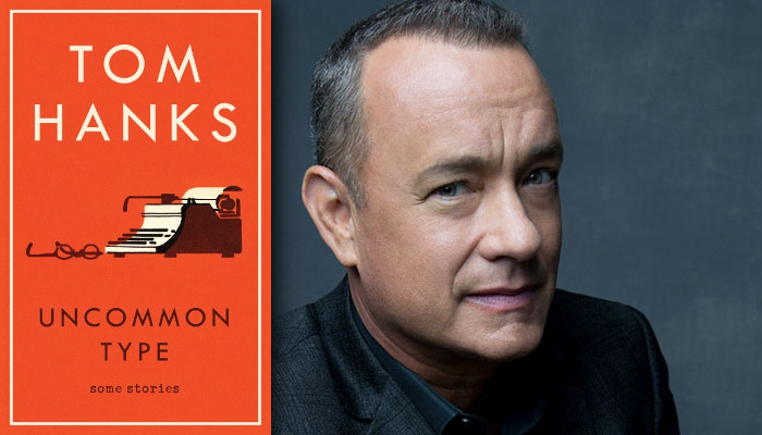 3296b02904c28 Uncommon Type proves that two-time Oscar winner Tom Hanks is as talented a  writer as he is an actor.