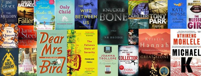 18 New Fiction Books To Look Out For In 2018 What Are You Most