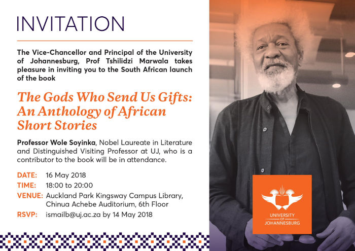 launch of new African short story