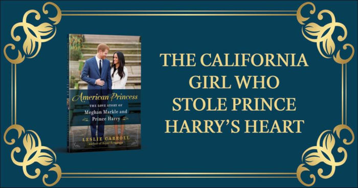 American Princess: The Love Story of Meghan Markle and
