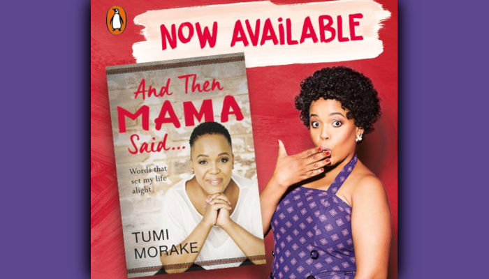 And Then Mama Said … by Tumi Morake – get up close and