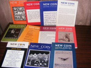 Kyle Allan appointed editor of poetry journal New Coin | The