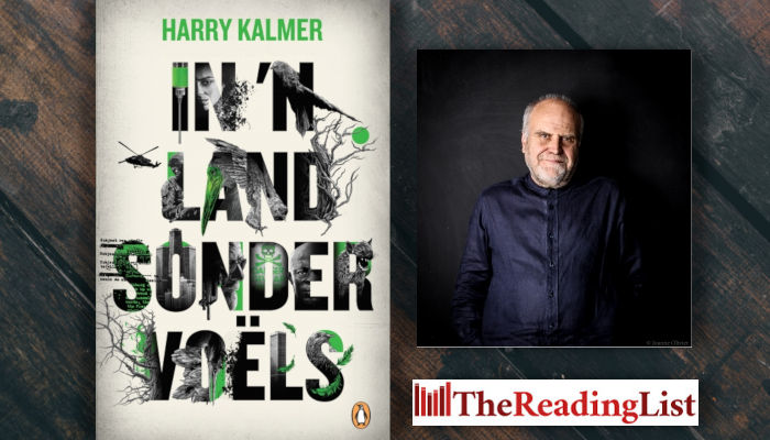 Harry Kalmer questions what it means to be human in his latest novel