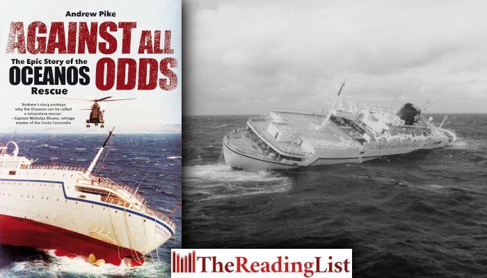 Join Andrew Pike for the launches of Against All Odds: The